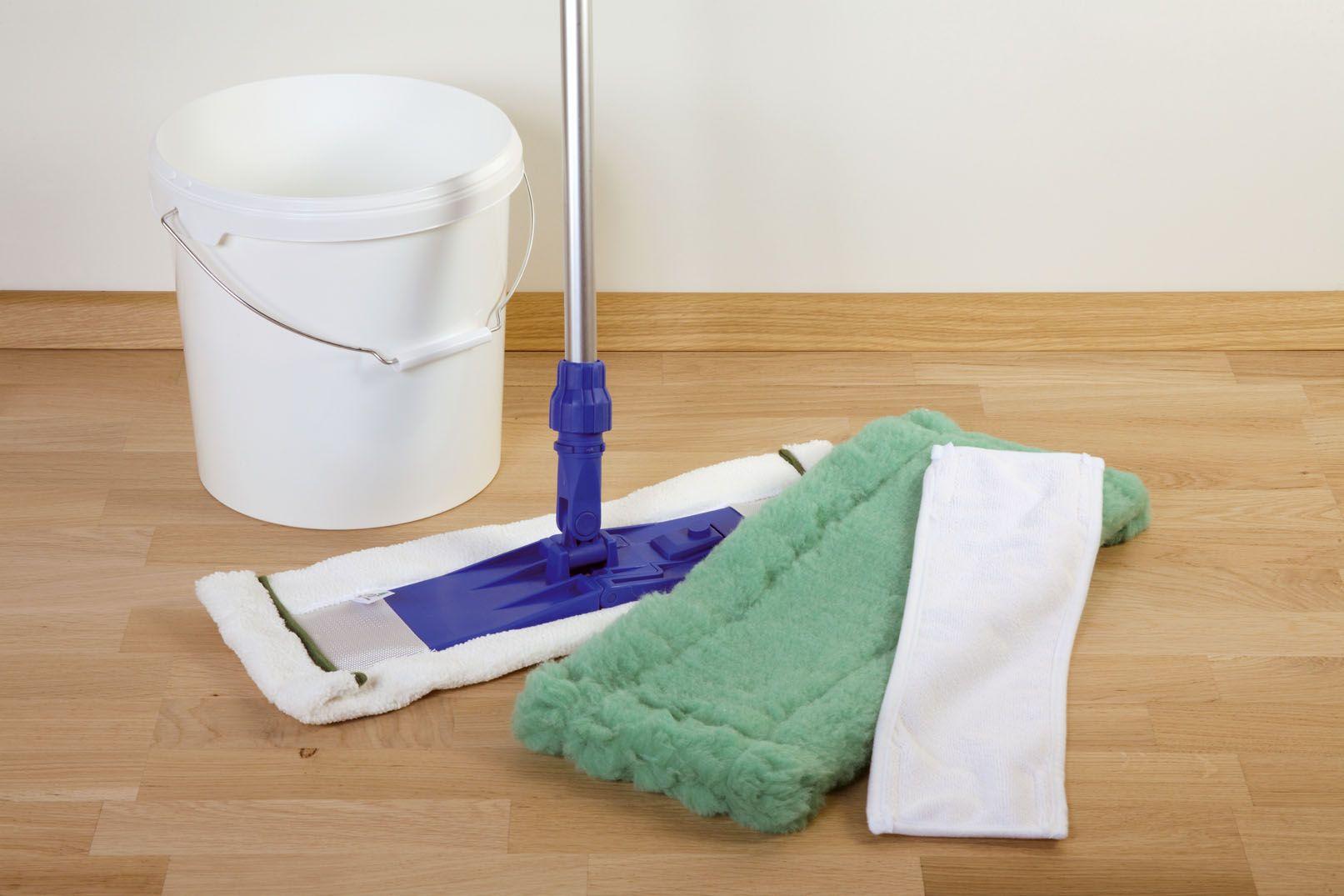 Zestaw Opti - Mop Opti Osmo do czyszcenia podłog drewnianych i pielęgnacji powłok olejowych