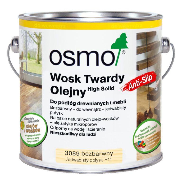 Osmo Wosk Twardy Olejny ANTI-SLIP Osmo 3088-3089