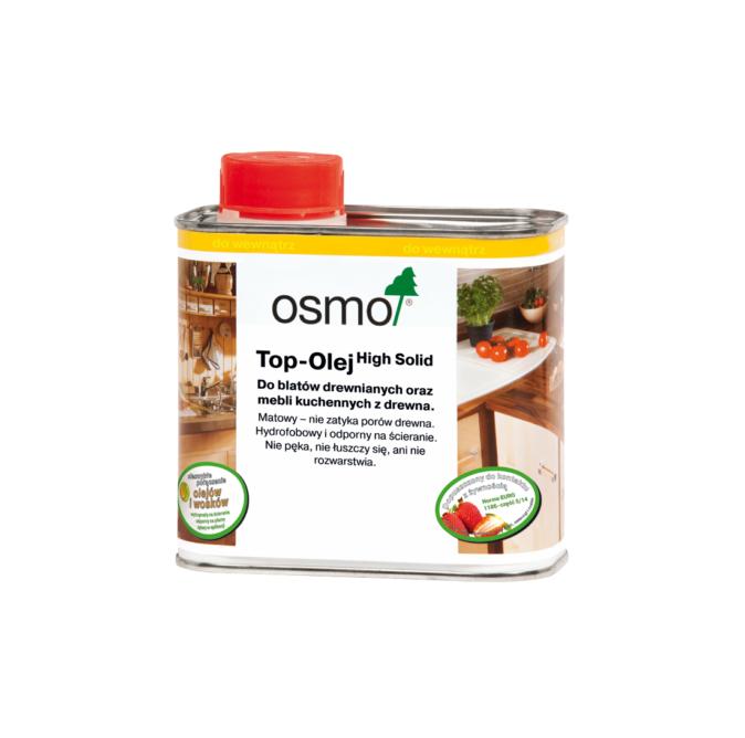 Top-olej Osmo - impregnat do drewna w kuchni